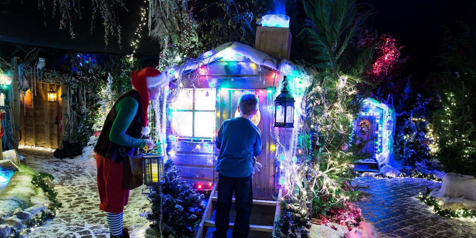 News Flash Father Christmas Is Coming To Tunbridge Wells